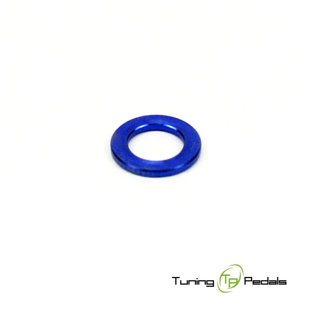 m6 titan unterlegscheibe din 125 custom gr5 blau. Black Bedroom Furniture Sets. Home Design Ideas